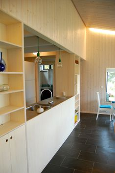 Fritidsbolig Dypeklo - Egil Norli AS - Byggmester Little Houses, Tiny House, Entryway, Architecture, Storage, Building, Studio, Furniture, Home Decor
