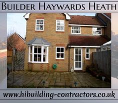 For more details you can visit at: http://www.hibuilding-contractors.co.uk/builder-haywards-heath.html