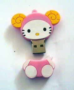 Hello Kitty- flash drive