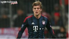 Bayern's Kroos 'considering' Manchester United, says brother