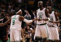 Rajon Rondo - Miami Heat v Boston Celtics, Game 5