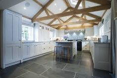 Image result for built in kitchen vaulted ceiling