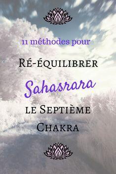 Équilibrer le Chakra de la Couronne : Sahasrara - Klerviyoga - Piper L. Daily Meditation, Chakra Meditation, Japanese Medicine, Chakra Mantra, Le Reiki, Ayurvedic Practitioner, Les Chakras, Qigong, Alternative Medicine