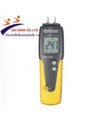 Thiết bị đo độ ẩm gỗ - mùn cưa Exotek MC-410 đo độ ẩm bằng phương pháp điện trở kháng, chuyên dùng để đo các loại gỗ mùn cưa, dăm bào, củi trấu,....một cách nhanh chóng và chính xác nhất. Exotek MC-410 thiết kế cầm tay nhỏ gọn, thân thiện với người dùng và giá thành tương đối mềm nên ngày càng được nhiều người tiêu dùng tìm mua.