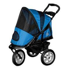 AT3 Generation 2 All-Terrain Pet Stroller - Red