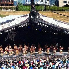 Had a great weekend in Rotorua at Te Matatini kapa haka competition and cultural festival.