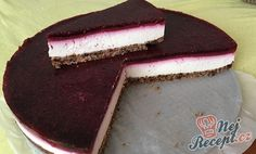 Najjednoduchší cheesecake, ktorý máte hotový do pol hodinky Baking Cupcakes, Cupcake Cakes, Gluten Free Cakes, Cheesecakes, Food Inspiration, Dessert Recipes, Food And Drink, Pudding, Sweets
