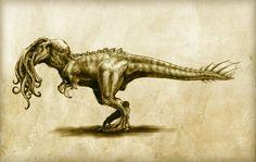 Cthuluhusaurus Rex