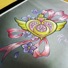 sailor moon tattoo - Google Search