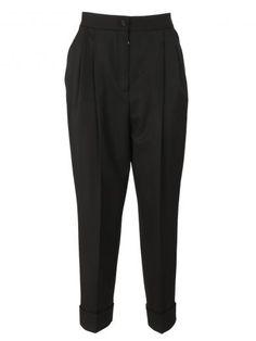 DOLCE & GABBANA Dolce & Gabbana Wide Leg Trousers. #dolcegabbana #cloth #https:
