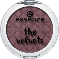 sombras the velvets 07 you better mauve! - essence cosmetics