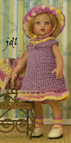 Outfit for for Riley Kish by JDL Doll Clothes