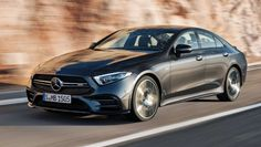 With the new CLS, Merc is trying something a little different. Let's get under the skin of the new straight-six AMG model. Mercedes Amg, Spinning, Dream Cars, Model, Style, Autos, Hand Spinning, Swag