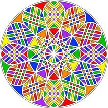 MANDALA coloring pages : 237 free online coloring books & printables for kids