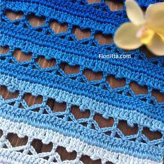 Crochet hearts by Fionitta 3 | | Fionitta crochet