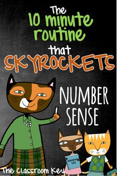 Using number talks in your classroom to build number sense in just 10 minutes a day!