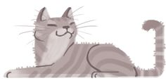 Jean Tuttle ( The Daily Cat Doodle) — Mr. Shnookums (672x388)