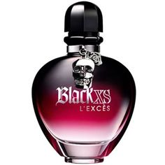 Paco Rabanne Black XS LExces For Her eau de parfum spray is a floral and oriental perfume, opening with top notes of neroli and black pepper, blending with a. Perfume Store, Perfume Oils, Perfume Bottles, New Fragrances, Fragrance Parfum, My Burberry Perfume, Paco Rabanne Parfum, 212 Vip, Perfume Collection