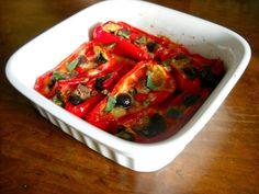 Un modo nuovo per gustare i peperoni ripieni!