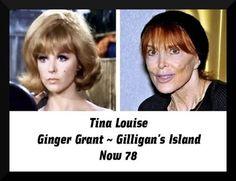 #Ginger #Gilligan's_Island