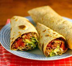 Super easy turkey tacos.
