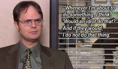 25 Important Life Tips We Learned From Dwight K. Schrute
