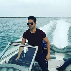 Varun Dhawan shooting a scene for the movie 'Dishoom'. It also stars John Abraham in lead role! @thejohnabraham @varundvn .  #bollywood #bollywoodupdates #bollywoodnews #bollywoodmasala #bollywoodupdates #bollywoodactor #blogtobollywood #dishoom #johnabraham #varundhawan #news #picoftheday #instagramhub #instalove #instagood #instadaily #likeforlike #followforfollow #igers #tglers #nofilter