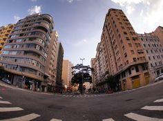 Duque de Caxias Avenue - Sao Paulo, Brazil
