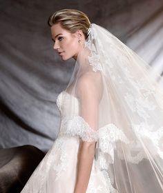 OLVIDO, Wedding Dress 2017
