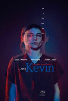 We need to talk about Kevin by Lynne Ramsay with Tilda Swinton, John C. Beau Film, Film Poster Design, Movie Poster Art, Cinema Tv, Cinema Posters, Great Films, Good Movies, Love Movie, Movie Tv