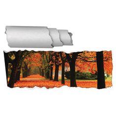 Sticker Funny Panoramic XL Autumn