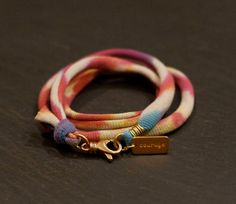 Rainbow Warrior Warrior Wrap 3 with gold  brass by alccreations