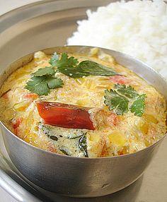 Tomato Perugu Pachadi - Tomato Yogurt Chutney - Indian Food Recipes | Andhra Recipes | Indian Dishes Recipes | Sailu's Kitchen