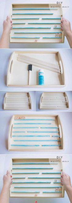 straw maze  repined by RecyclingOT.com