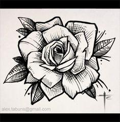 alex-tabuns Hand Tattoos, Feather Tattoos, Flower Tattoos, New Tattoos, Sleeve Tattoos, Stencils Tatuagem, Tattoo Stencils, Tattoo Sketches, Tattoo Drawings