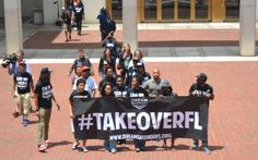 For 31 days and 30 nights, Dream Defenders slept on the hard marble floors of the Florida state Capitol in hopes that our governor would listen to the concerns of his citizens. We opened our mouths to…