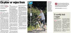 El-cykler er blevet ganske populære. Det overrasker mig ikke - genfandt denne artikel fra 2009, hvor jeg agiterer for, at el-cykler er vejen frem.
