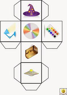 Recursos para Docentes: Story Cubes