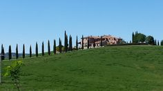 Farm of Val d'Orcia