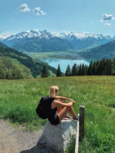 Hiking In Zell Am See, Austria - Travel Guide - Zanna Van Dijk