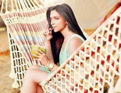 Why Deepika Padukone Loves To Drink Coconut water