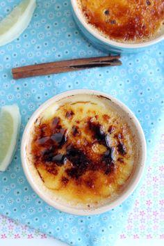 portuguese milk custard (leite creme)