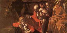 Caravaggio - Adoration Of The Shepherds