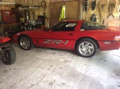 "My Favorite car is a:  ""Corvette ZR1"""
