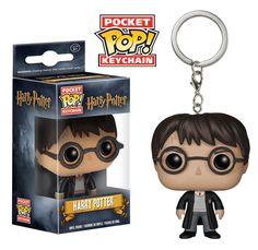 Harry Potter Pocket POP! Vinyl Schlüsselanhänger Harry Potter 4 cm