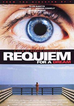 Exquisite Independent Film Posters series:  Requiem for a Dream