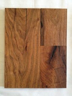 New Product Samples  wood flooring