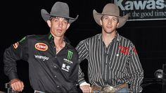 Professional Bull Riders - Mauney vs. Harris matchup leads to social chatter. click to read article