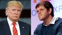 On Tuesday, March 15th, at 3pm Eastern, Humans of New York creator Brandon Stanton joins Yahoo Global Anchor Katie Couric to discuss the open letter he wrote to Donald Trump.