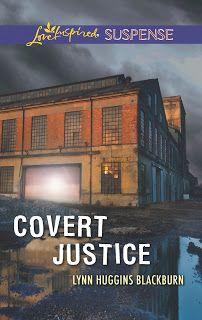 Giveaway at Best Reads (2010 - 2015): Covert Justice by Lynn Huggins Blackburn #BookGiveaway